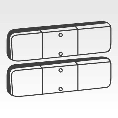 QH Taillight Kit - Stop, tail, indicator, reverse