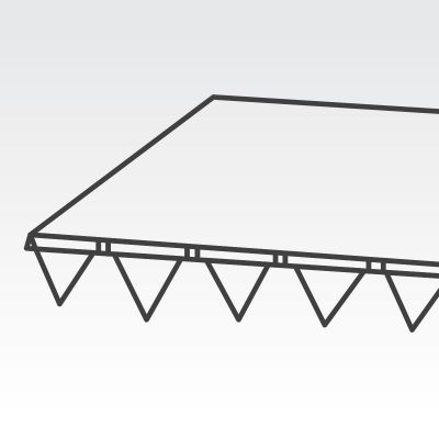 Ute tray tonneau covers to suit Bocar trays